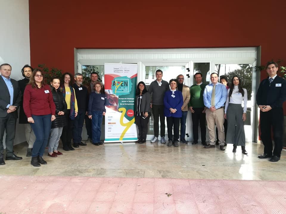 Predstavnici CEDRA-e sudjelovali u Bariju na sastanku AYEN-a